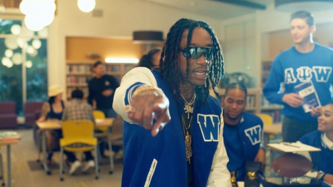 wiz khalifa in a jacket